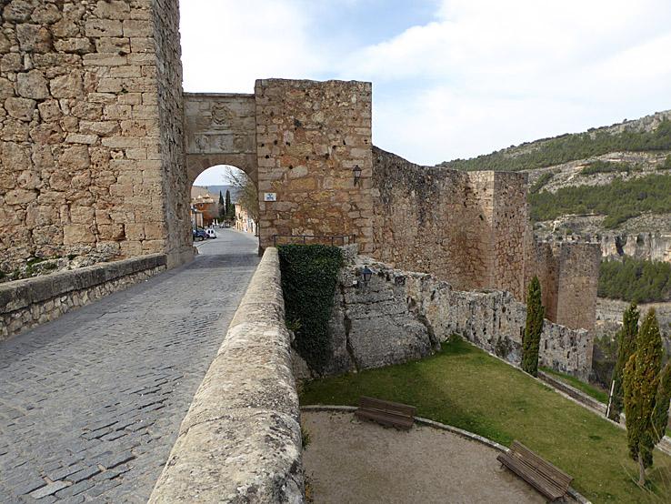 Arabiska muren. Cuenca (U)