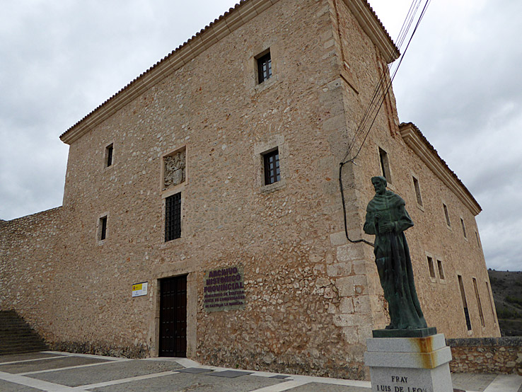 Inkvisitationshuset. Cuenca (U)