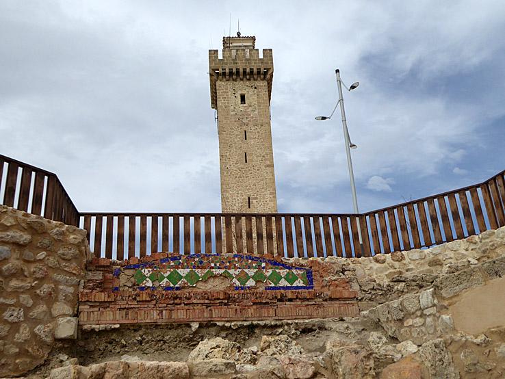 Torre de Mangana. Cuenca (U)