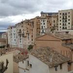 Vy över Barrio San Martin. Cuenca (U)