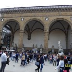 Piazza della Signorina. Florens (U)