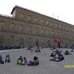 Palazzo Pitti. Florens (U)