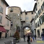 Stadsport. Lucca