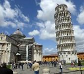 Lutande tornet, Pisa