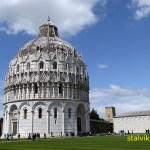 Battistiro di San GIovanni. Pisa (U)