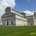 Cattedrale di Santa Maria. Pisa (U)