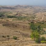 Landskap nära Garni