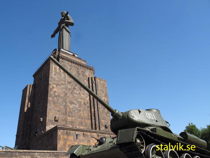 Moder Armenien. Jerevan
