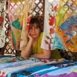 Lokal marknad. Jerevan