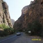Vägen till Noravank