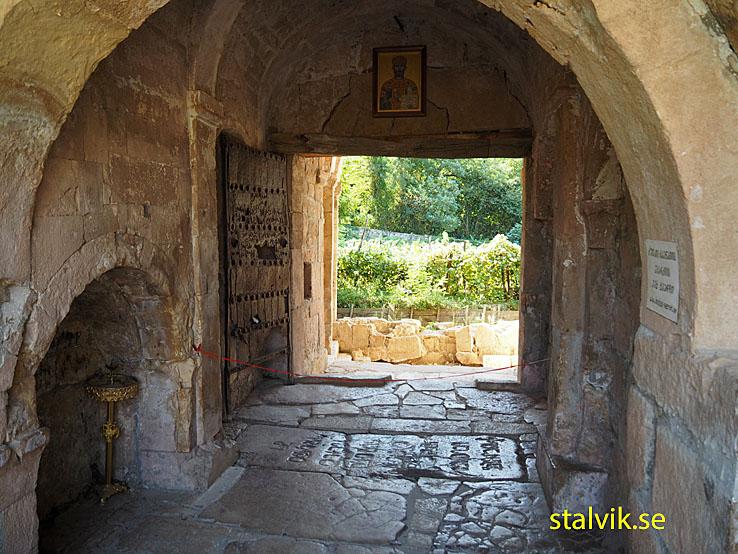 Klostret Gelati. Georgien (U)