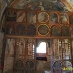 Katedralen tillägnad Den heliga Jungfrun. Klostret Gelati. Georgien (U)