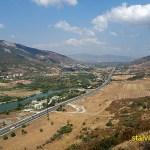 Landskap nära Mtscheta