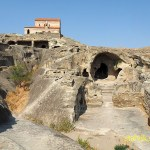 Grottbostäderna. Uplistsiche