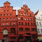 Scheelehaus. Stralsund (U)