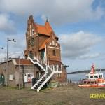 Tullhuset. Hansahamnen. Stralsund