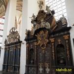 Gravar. St. Marienkirche. Stralsund (U)