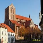 Nikolai-Kirche. Wismar (U)