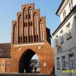 Wasserturm. Wismar (U)