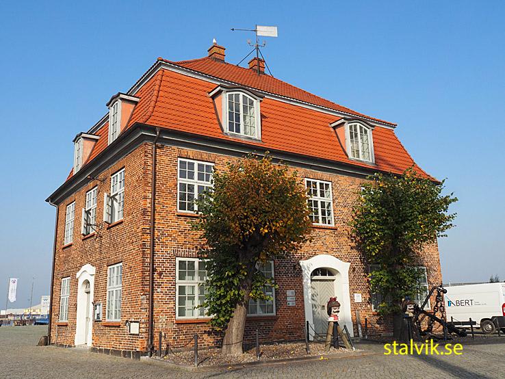 Baumhaus. Wismar