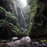 Vattenfallet Cascada de Los Tilos
