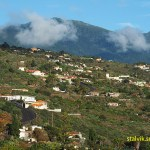 På väg mot Fuencaliente