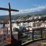 """Vy över Santa Cruz, """"Det heliga korset"""""""