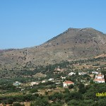 I Kretas inland är det bergigt!