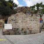 Romerskt försvarstorn. Polyrrinia