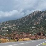 Längs landsvägar på Kreta