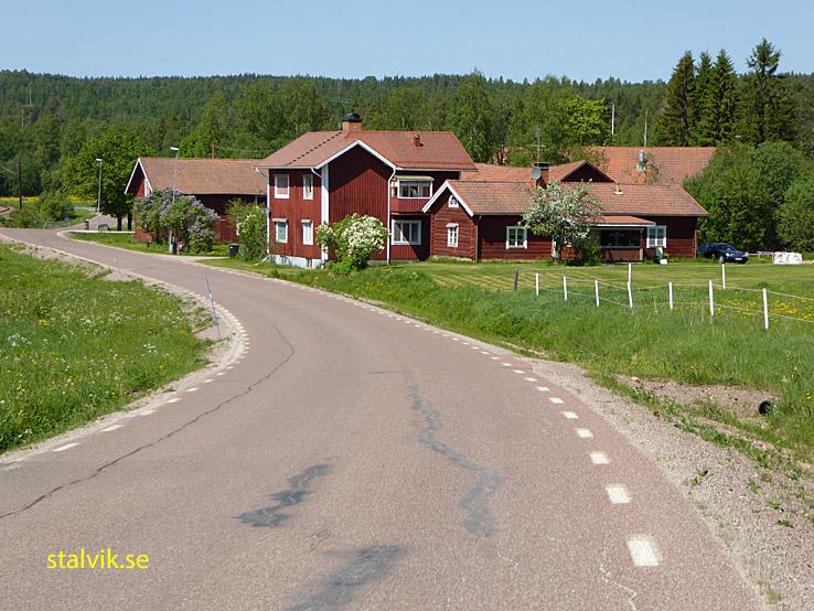 Cykla Siljansleden