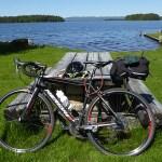 Cykla Siljansleden. Vattnäs