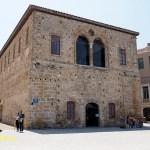 Neoria, skeppsrenoveringslokal från 1500-talet. Chania