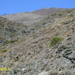 Berget Dikeos, 843 möh