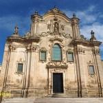 Den helige Francescos kyrka. Matera (U)