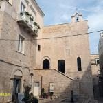 Synagogan Scolanova byggdes år 1244. Trani