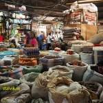 Royal Albert Market. Banjul