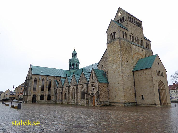 Mariendom. Hildesheim. Tyskland (U)