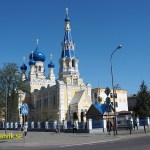 Den Helige Nikolais kyrka. Brest