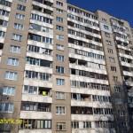 Förorten Malinovka. Minsk