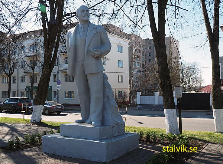 Leninstatyn. Polotsk
