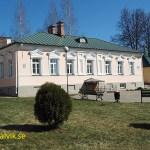 Peter den Stores hus. Polotsk