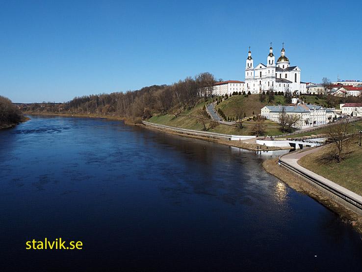 Ouspensky-katedralen Vitebsk
