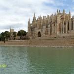 """Katedralen """"La Seu"""". Palma"""