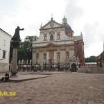Petrus och Paulus kyrkan. Krakow (U)