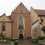 Den Heliga Barbaras kyrka. Krakow (U)