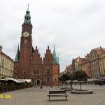 Rådhuset. Wroclaw