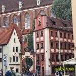 Husen Hans och Greta. Wroclaw