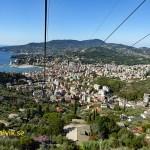 Vy över Rapallo