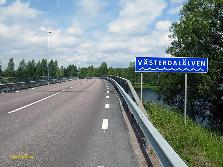 Cykla i Dalarna. Vansbro